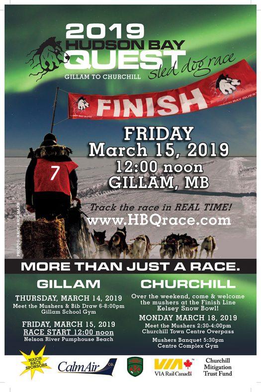 hbq 2019 race poster