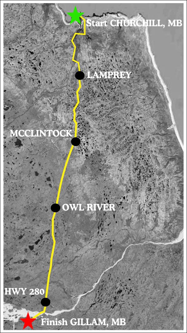 ctog map